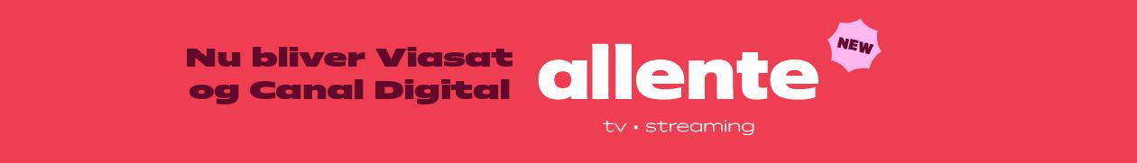 Allente-banner
